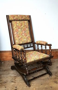 childs desk and chair cover hire hunter valley antique rocking chairs - the uk's largest antiques website