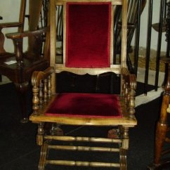 Antique Ladder Back Chairs Value Chair Covers Rose Gold American | Furniture