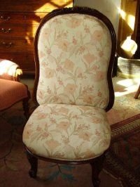 Victorian Rosewood Lady's Chairs   17360   Sellingantiques ...