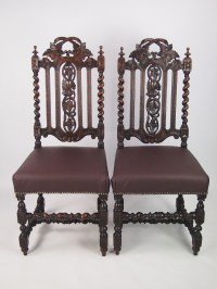 Antique Gothic Chairs | Antique Furniture