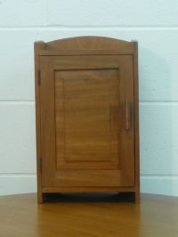Cotswold Style Bleached Walnut Medicine Cabinet | 196438 ...