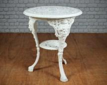 Victorian Cast Iron Garden Table .1890. 291544