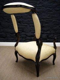 Metamorphic Prayer Chair (prie Dieu) | 77093 ...