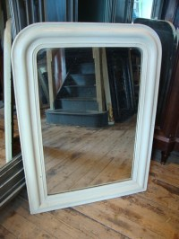 French Louis Philippe Style Painted Mirror