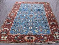 Antique Mahal Carpet | 460958 | Sellingantiques.co.uk