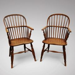 Antique Windsor Chair Identification Anti Gravity Chairs The Uk S Largest Antiques Website Hansord Pair Regency