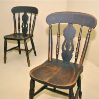 Antique Kitchen Chair