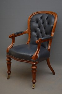 Excellent Victorian Desk Chair
