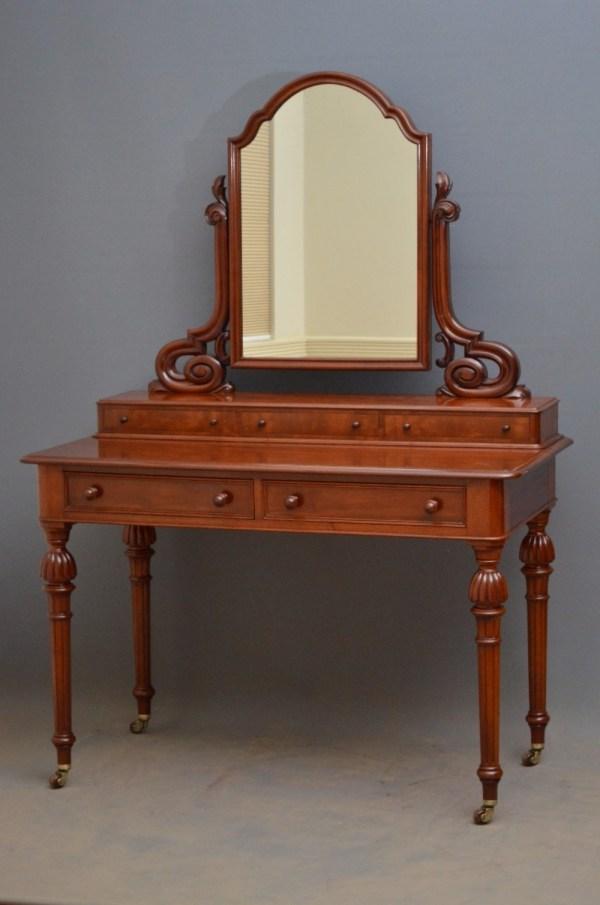 Victorian Mahogany Dressing Table 481966