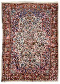 Antique Mahal Carpet / Rug West Persia | 545905 ...