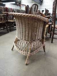 Victorian Basket Chair | 171782 | Sellingantiques.co.uk