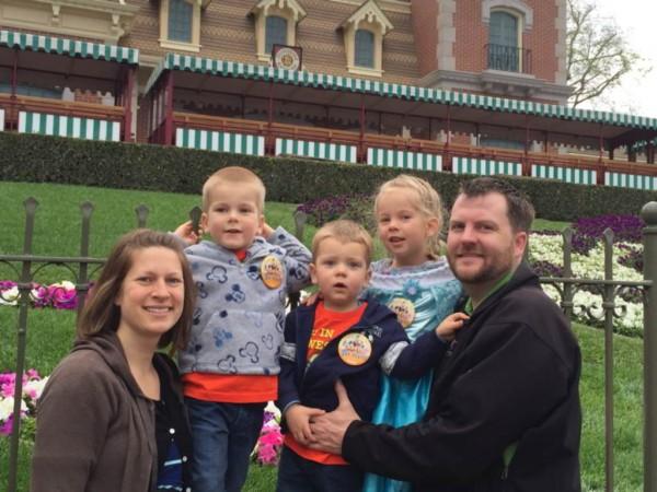 Peter Maclennan & Family