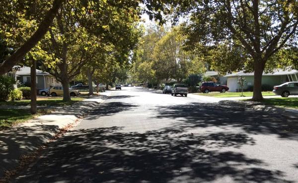 dana estates streetscape
