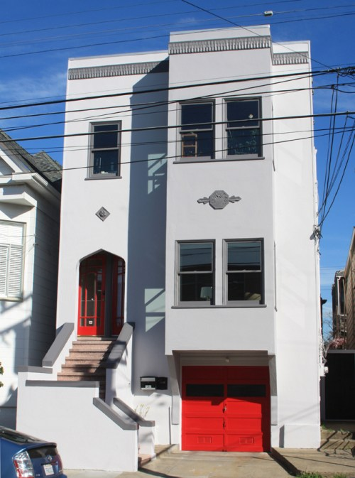 SOLD - 1261 Florida St., San Francisco CA 94110