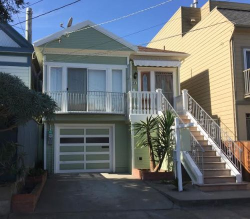 SOLD - 888 Peru Street, San Francisco CA 94112
