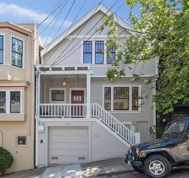 629 Alvarado Street, San Francisco CA 94114