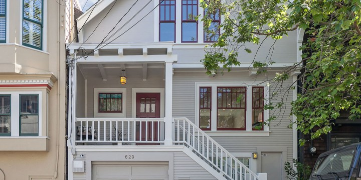 SOLD – 629 Alvarado Street, San Francisco CA 94114
