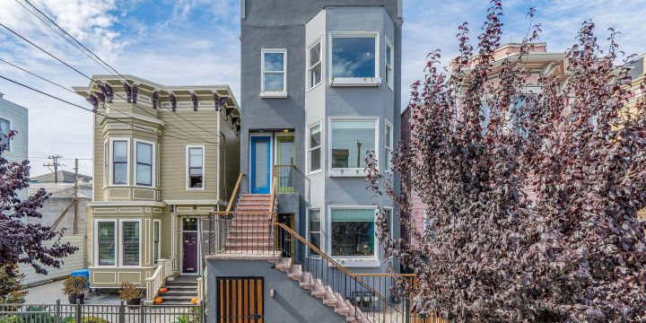 SOLD 872 Shotwell, San Francisco CA 94110