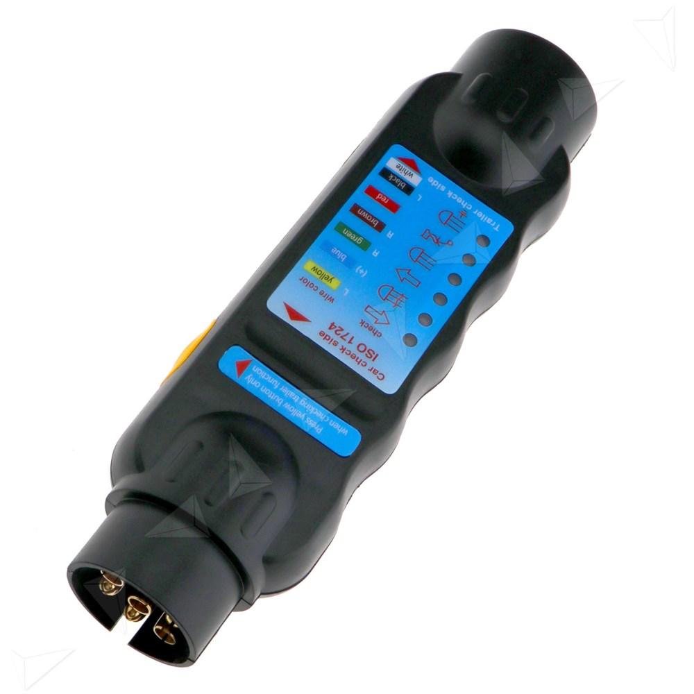 medium resolution of plug in circuit tester trailer circuit tester trailer light plug wiring semi trailer light plug wiring