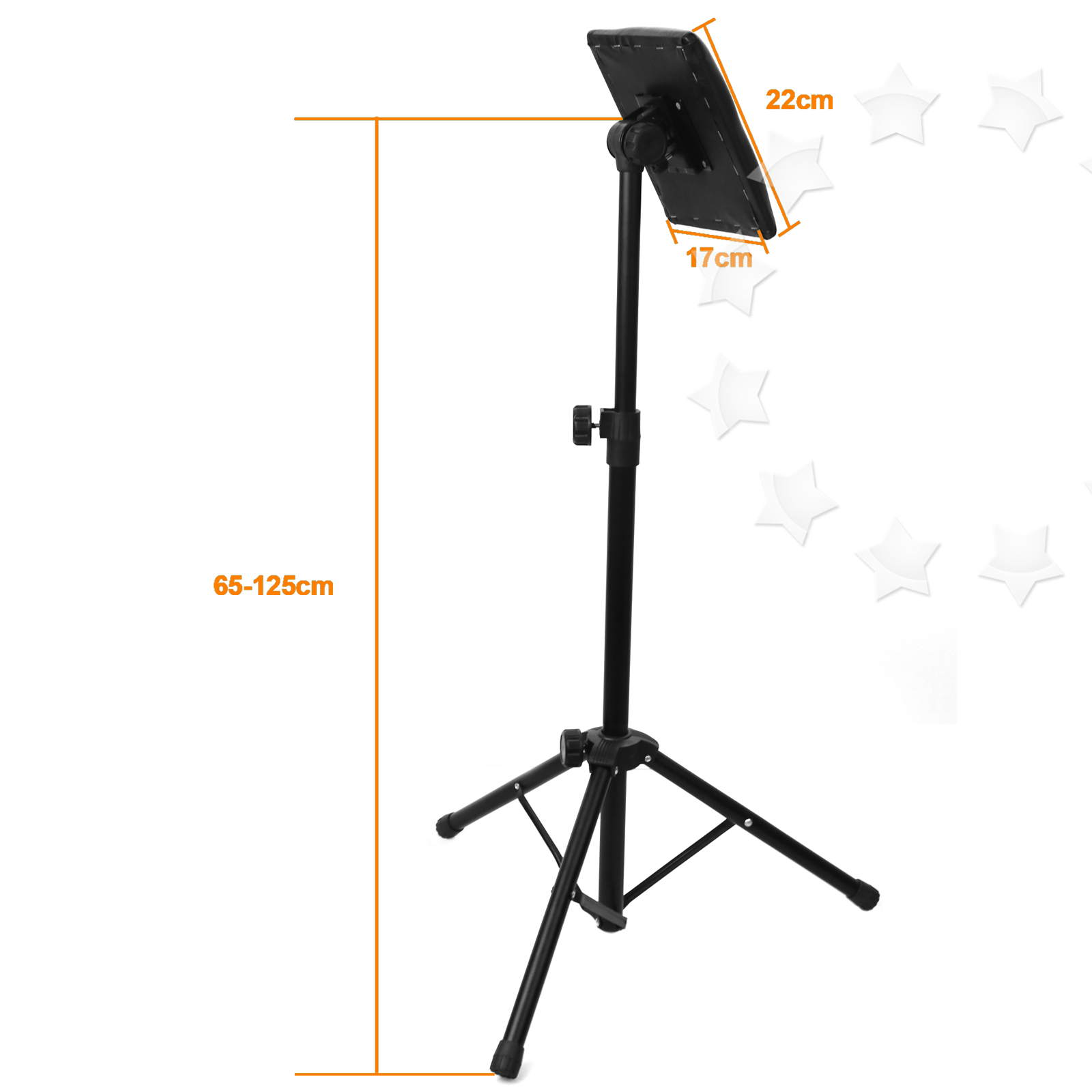 chair mobile stand stool combo adjustable tattoo arm leg rest portable supply