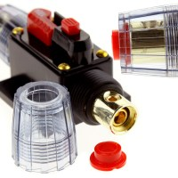 40/60/100 Amp 12v AGU Style Car Audio Circuit Breaker Fuse ...