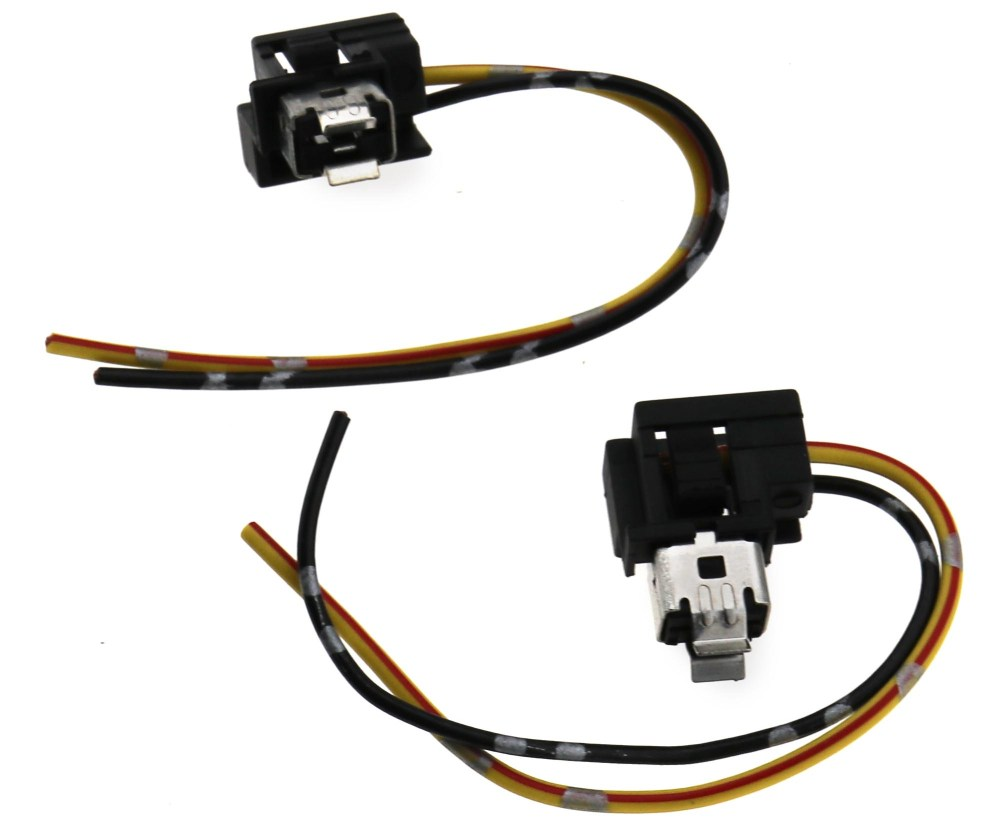 medium resolution of details about h1 headlight fog lamp bulb socket holder wiring connector plug for auto car