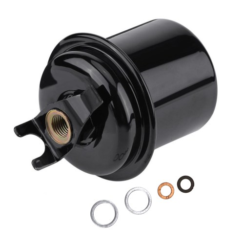 small resolution of details about fuel filter accord 16010st5e02 for honda acura civic rl integra 98mm x 75mm