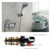 Thermostatic Bath Mixer Tap Taps Shower Valve Repair