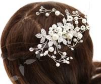wedding hair comb ebay wedding rhinestones crystal