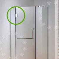 Glass Door Hinge For Inset Doors Bathroom Shower Polished ...