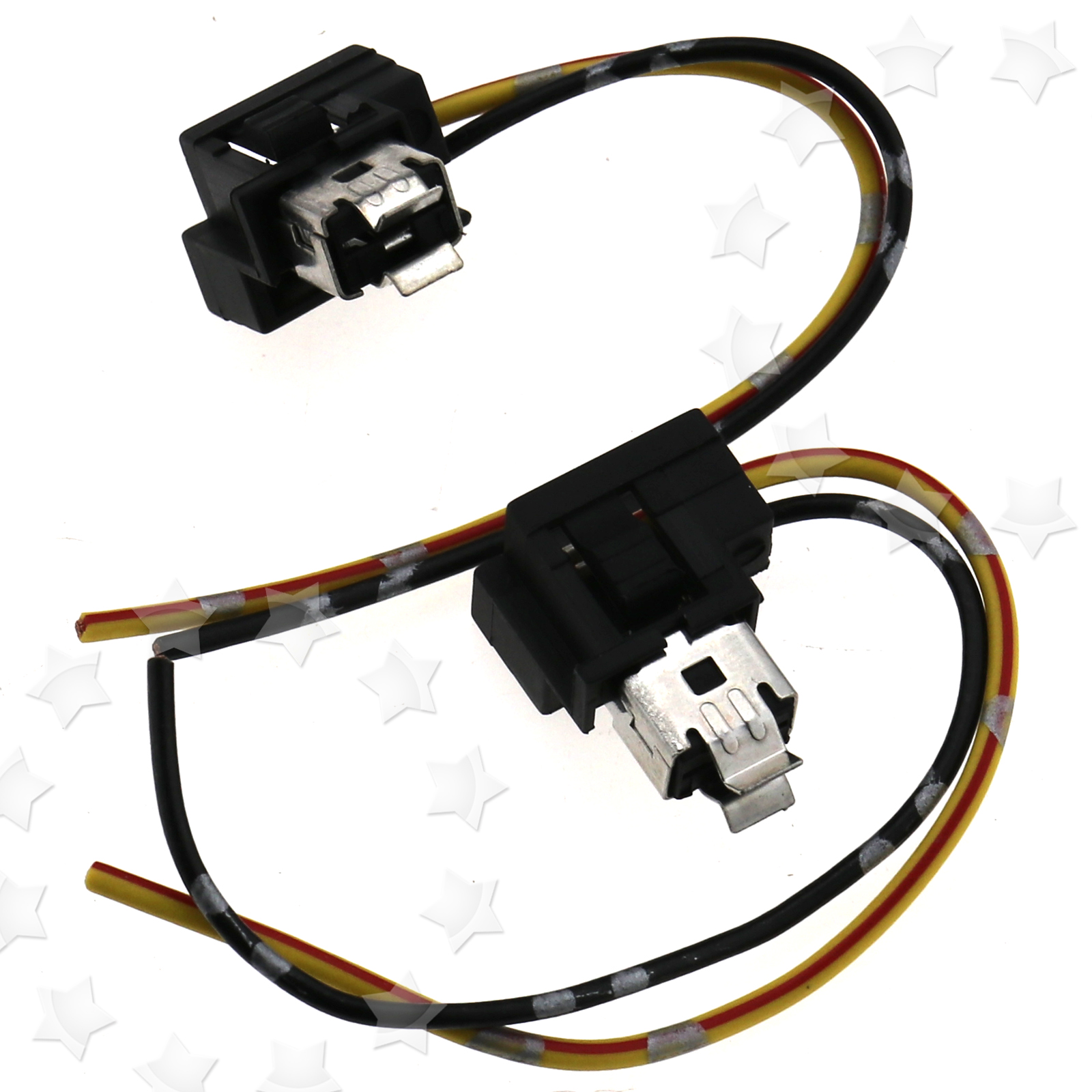 hight resolution of h1 headlight fog lamp bulb extension socket holder wiring connector wire wiring car head light bulb harness socket plug housing ebay