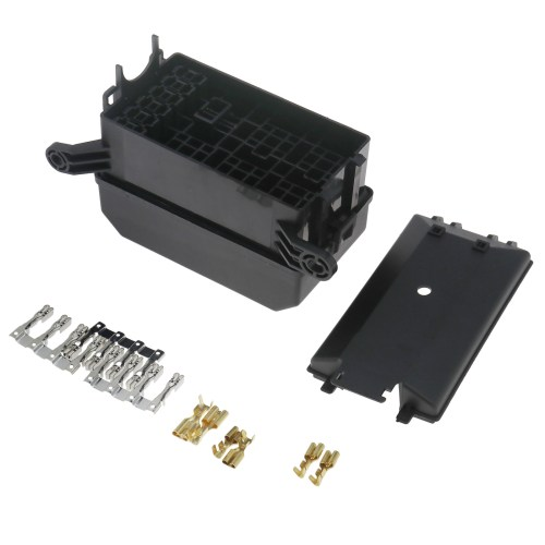 small resolution of details about universal car nacelle insurance fuse relay holder box 6 relay 5 road fuse box