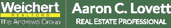 Aaron Lovett Realtor Weichert Realtors The Andrews Group