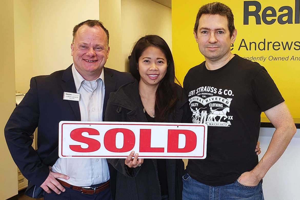 It takes a team to buy a home
