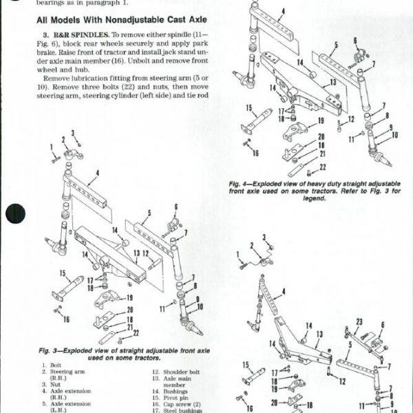 Case International 385 485 585 685 885 Tractor Shop