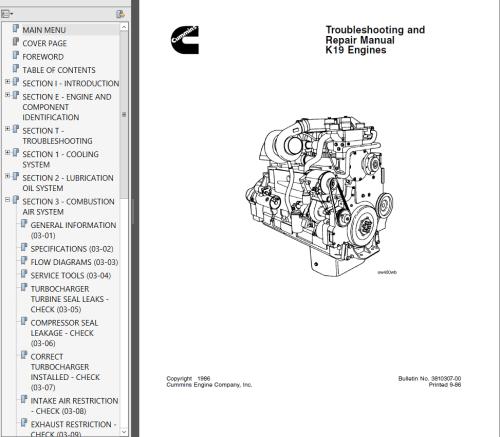 small resolution of 8 8 cummin engine diagram