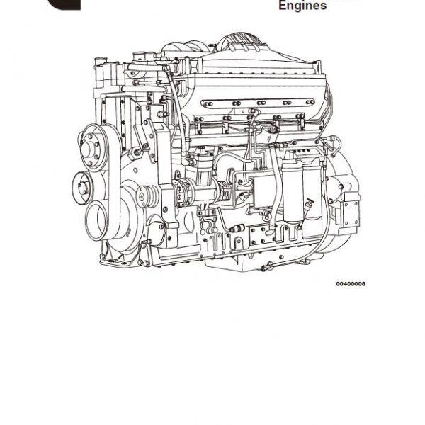 Cummins M11 Series Engines Troubleshooting and Repair Manual