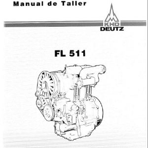 Deutz Engines 912-913 Workshop Manual PDF