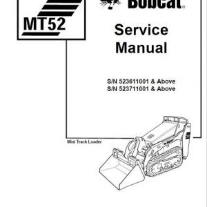 Massey Ferguson TE20 TO20 TO30 Tractor Shop Manual