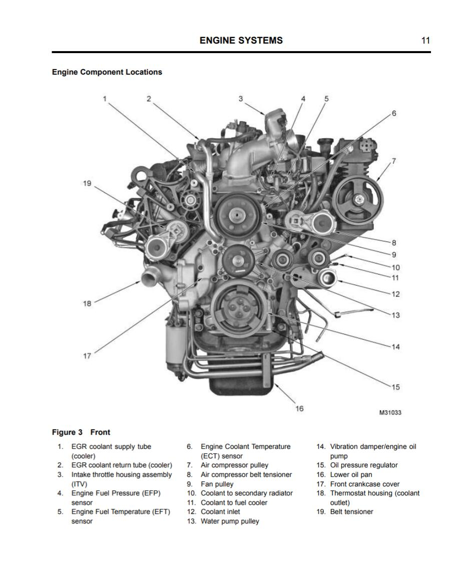 2007-2010 Navistar Maxxforce 7 Engine Repair Service Manual
