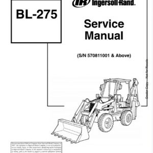 Kubota Service Manual