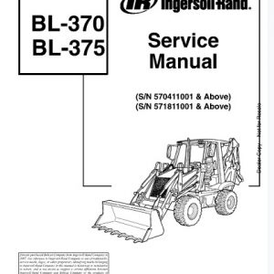Truck and Heavy Equipment Service Manuals Download