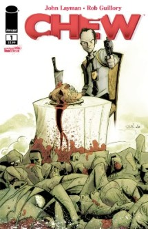 Image result for chew 1 comic