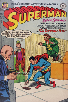 Superman Comic Books What Are Your Comics Worth