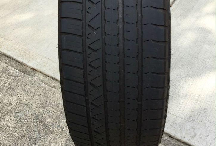 Dunlop Grandtrek 255 50 19 (2)