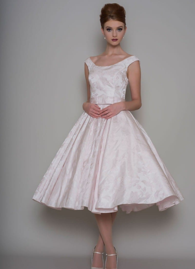 Lou Lou 1950s Vintage Inspired Dress  Sell My Wedding Dress Online  Sell My Wedding Dress