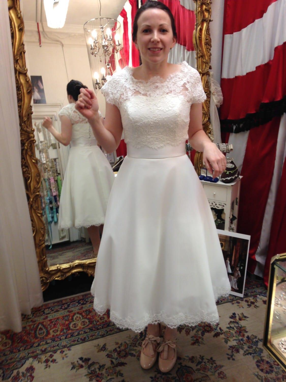 Dirty Fabulous 1950s Short Style fun dress  Sell My
