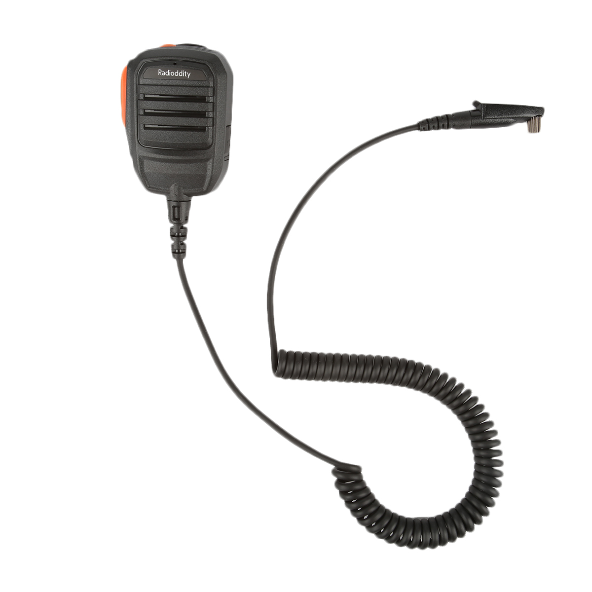 Radioddity GD-55 Plus Waterproof PPT Speaker Mic for DMR