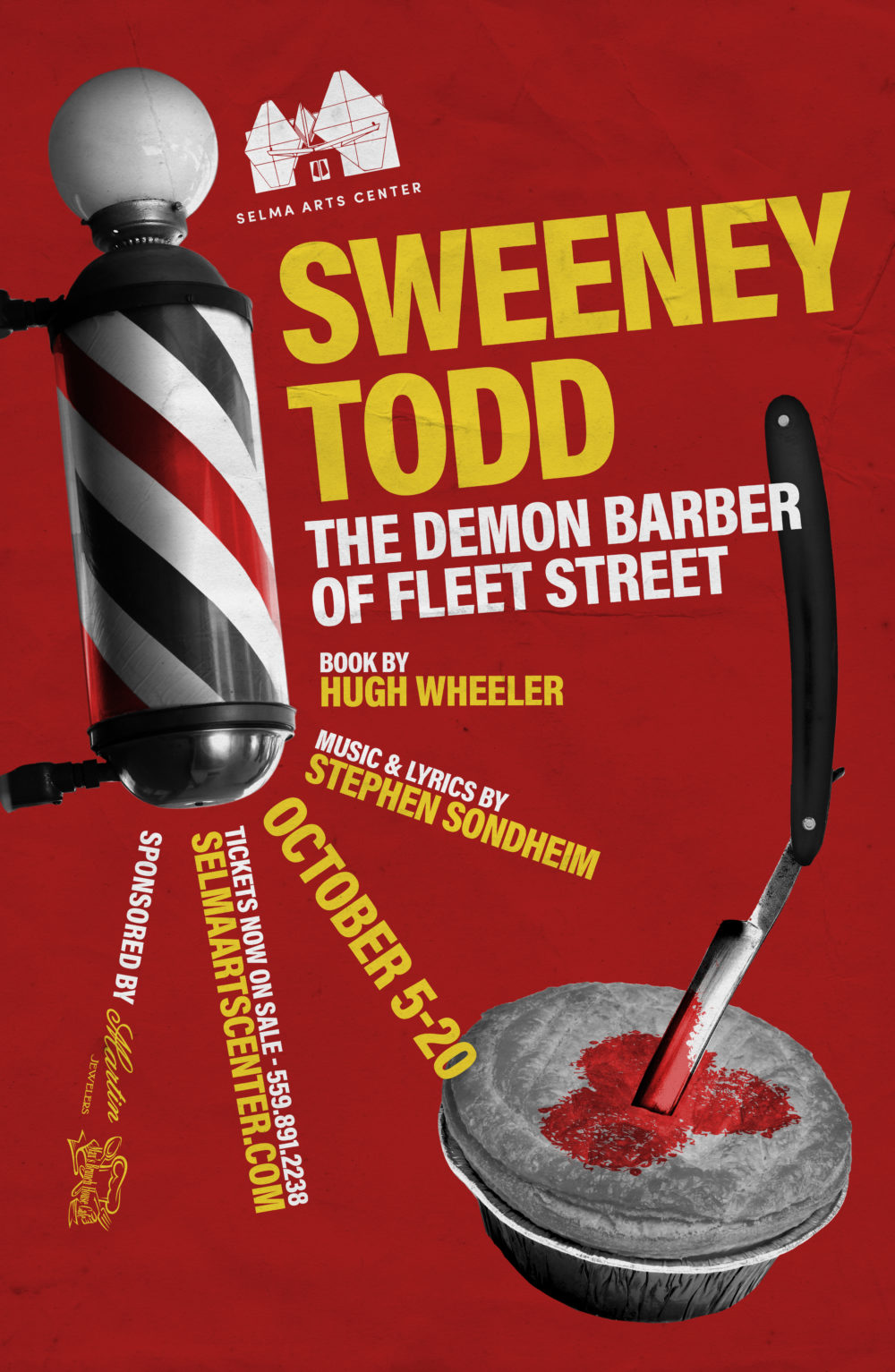 Sweeney todd essay