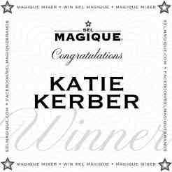 Magique Mixer Winner Katie Kerber